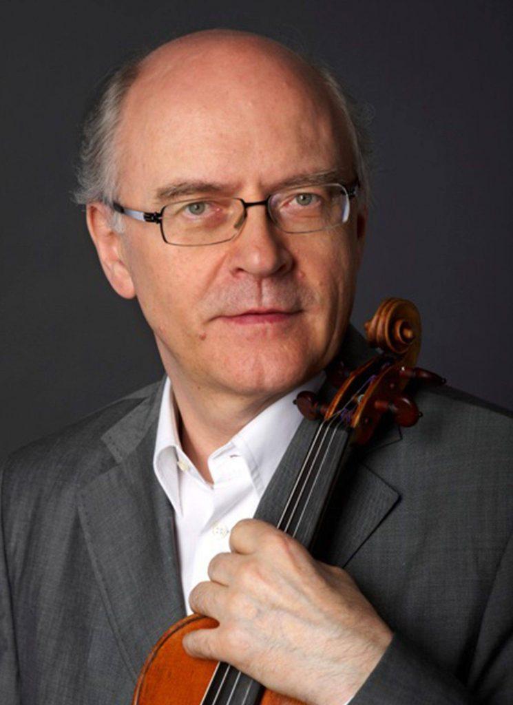 2019-08-15 – Alkmaar Openbare masterclass Krzysztof Wegrzyn, viool
