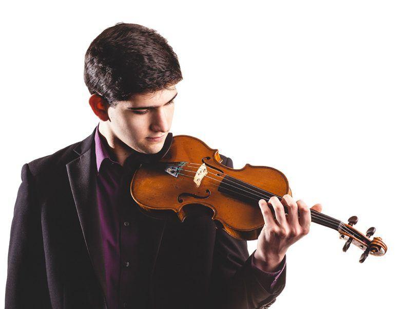 Een nieuwe grootheid onder de vioolsolisten