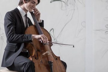 Andreas Schmalhofer speelt baanbrekende cellosonates