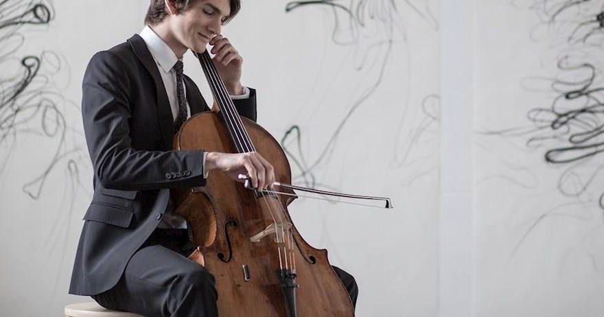 Andreas Schmalhofer speelt baanbrekende cellosonates