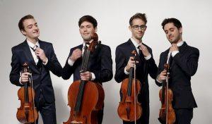 Yako Quartet © Bernard Martinez.