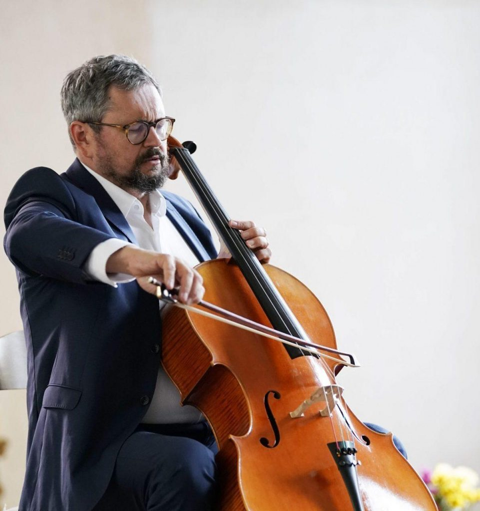 2019-08-17 – Alkmaar Openbare masterclass Leonid Gorokhov, cello