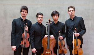 Elmire Quartet © Sébastien Brod