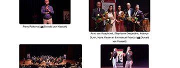 Feestelijke afsluiting 30ste editie van Holland Music Sessions