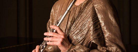"""2019-08-24 """"Klassiek voor iedereen"""" Eleonore Pameijer (fluit) & Tobias Borsboom (piano)"""