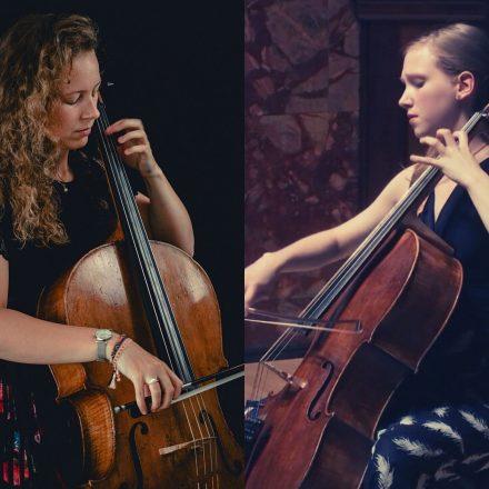 Een heel orkest in twee cello's