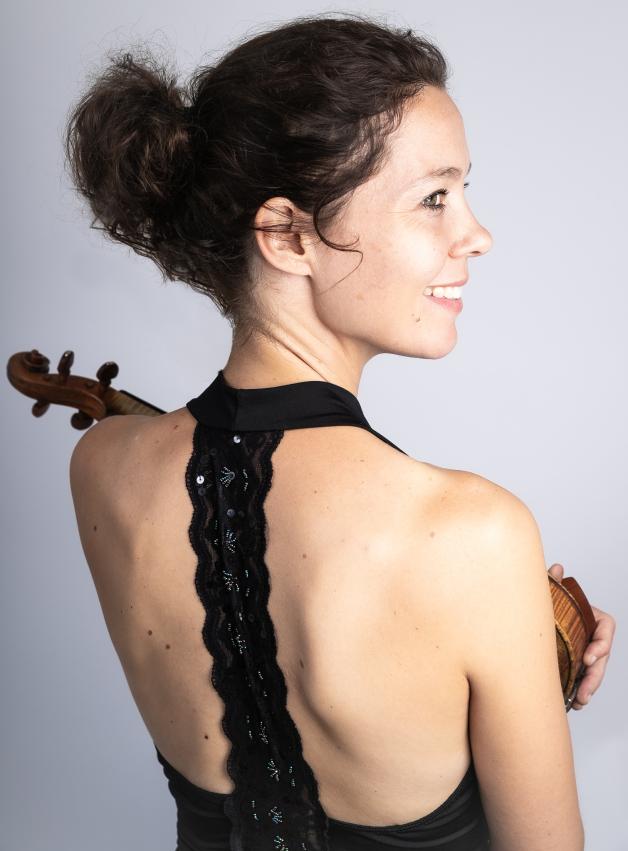 Hoogtepunten voor viool solo